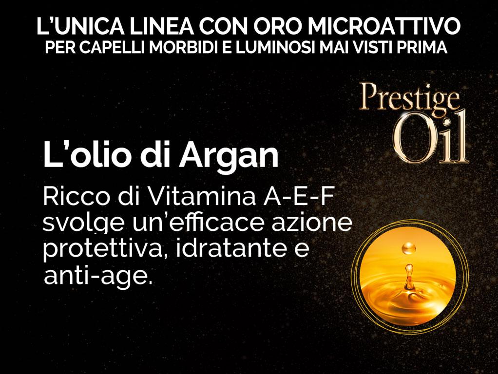 OLI ODI ARGAN prestige oil protoplasmina