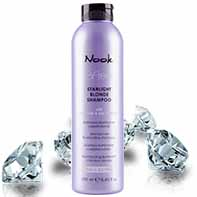 shampoo per capelli biondi