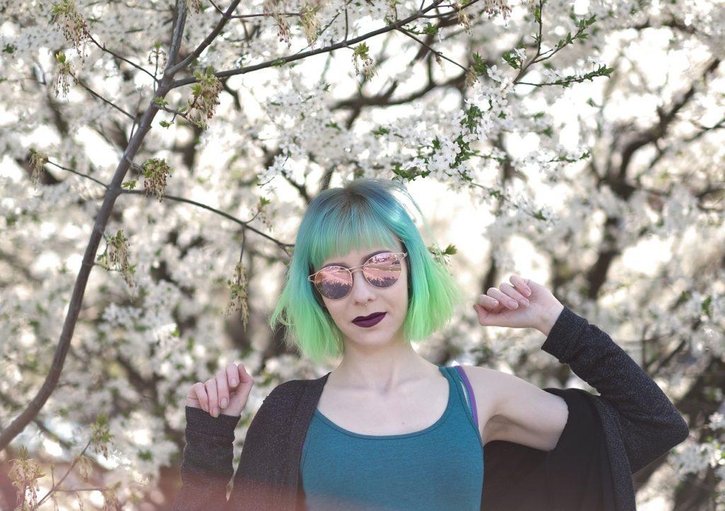 capelli-verdi